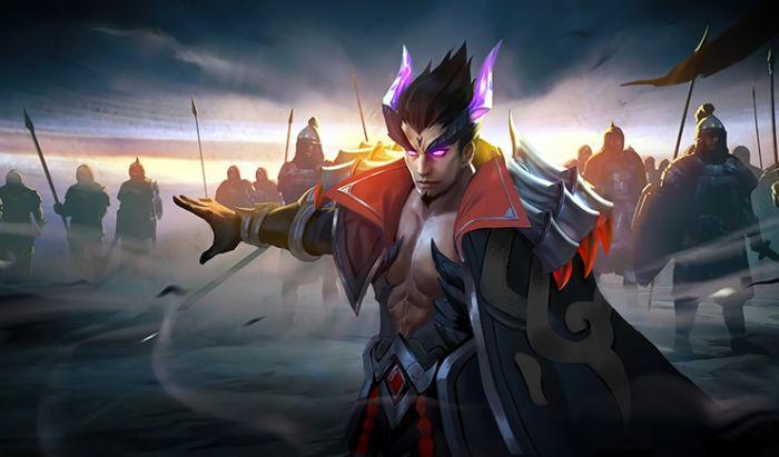 Yu Zhong Mobile Legends.