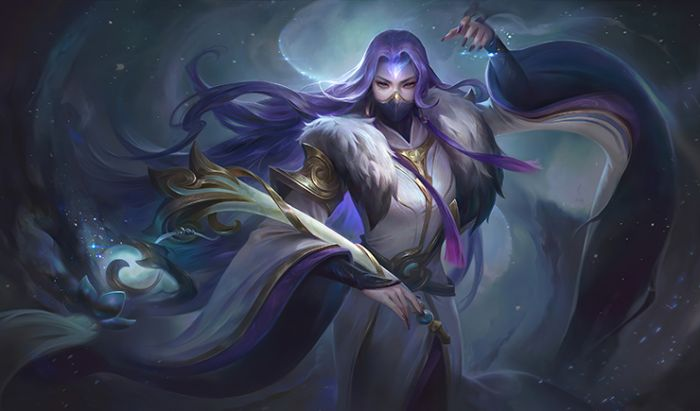 Luo Yi Mobile Legends.