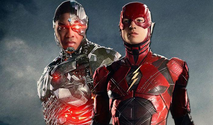 Pemeran Cyborg Serang Justice League karena Kameo The Flash