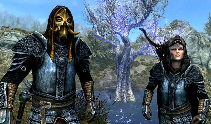 Apa kalian masih ingat Elder Scrolls V: Skyrim?