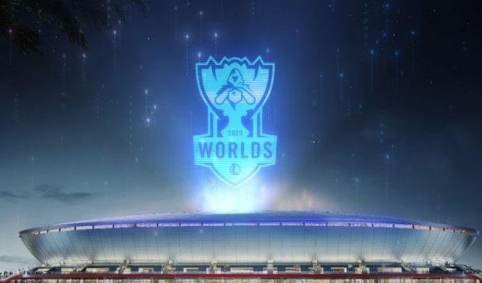 LoL Worlds 2020 akan bertempat di Pudong Stadium, Shanghai.