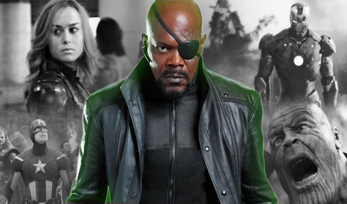 Serial Nick Fury Segera Digarap Marvel Studios.