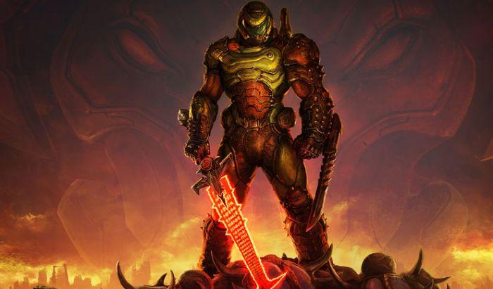 Akankah Doom Guy jadi ikon baru bagi Xbox?