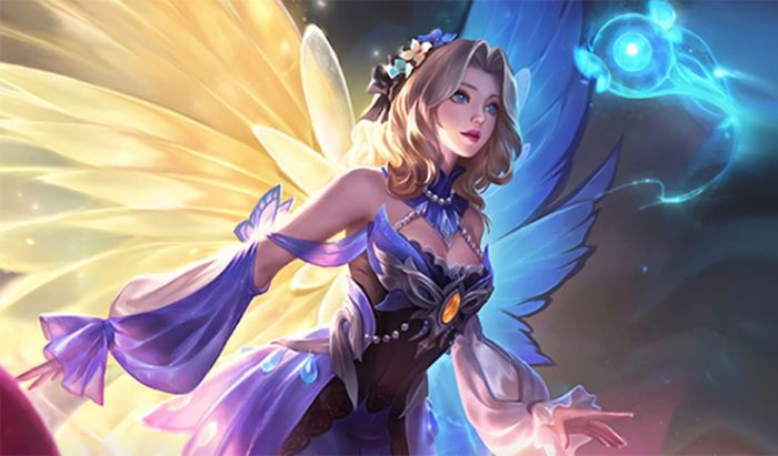 Lunox Mage Mobile Legends.