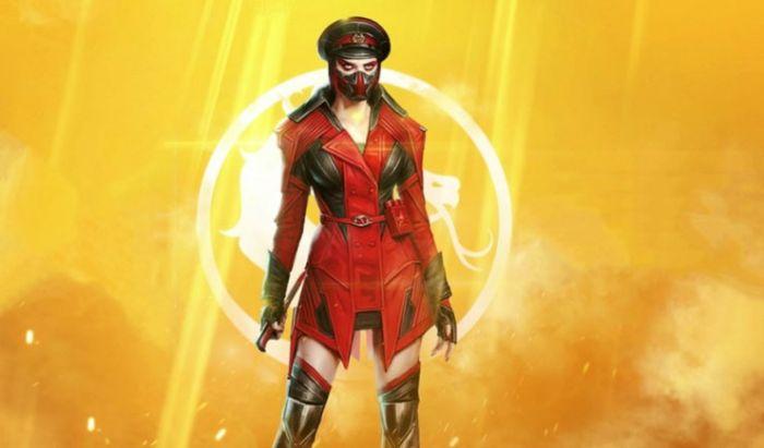 Tampilan kostum Mortal Kombat 11 yang sempat bermasalah.