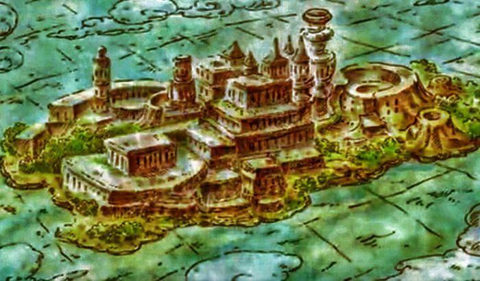 Kerajaan Kuno yang sempat dikalahkan oleh Pemerintah Dunia.