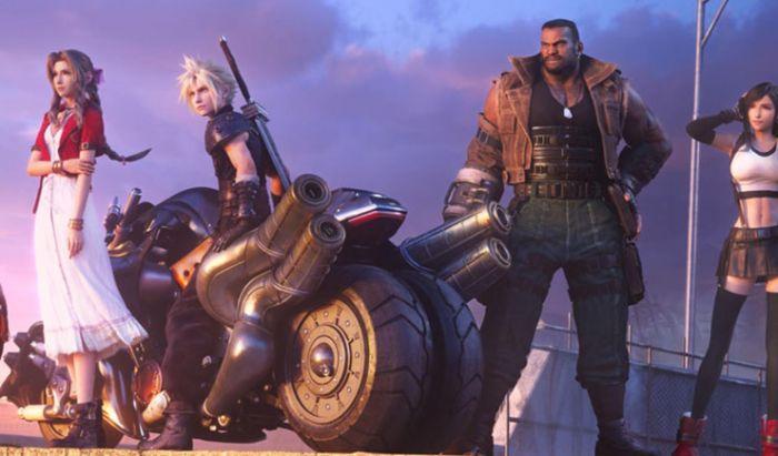 Para karakter ikonis di Final Fantasy 7 Remake