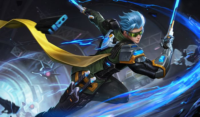 Gusion Mobile Legends.