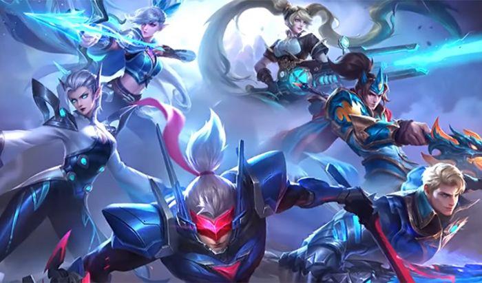 Revamp Hero Mobile Legends.