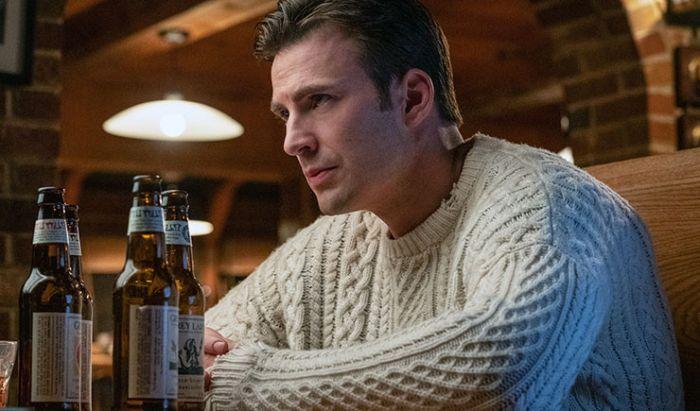 """Film Chris Evans dengan Penampilan """"Nakal"""" yang Mengejutkan."""