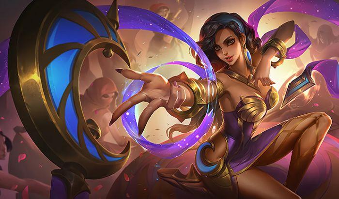 Esmeralda Mobile Legends.