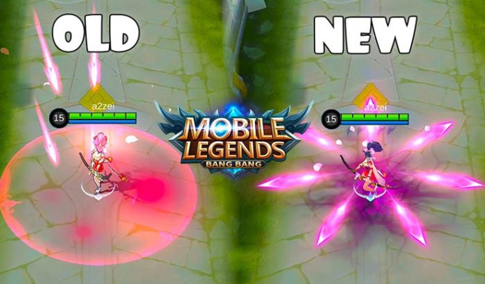 Skill Miya Revamp Mobile Legends.