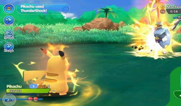 Semua game Pokemon dilarang untuk dirilis di negara Arab.