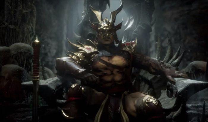 Karakter Mortal Kombat terkenal dengan Fatality yang sangat sadis.