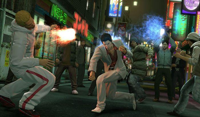 Sega Garap Film Live Action dari Game Yakuza