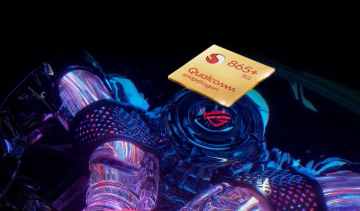 Qualcomm Snapdragon 865+ siap jadi tenaga untuk ROG Phone III.
