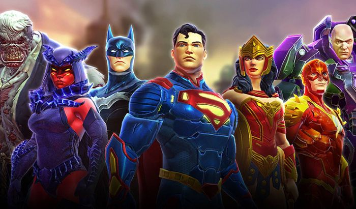 Game Android DC Comics.