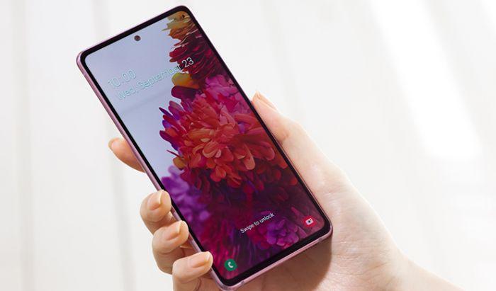 Samsung Galaxy S20 FE. Dok. Samsung Indonesia.