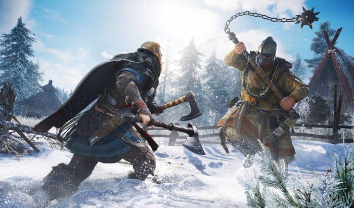 Assassin's Creed: Valhalla akan rilis 17 November mendatang.