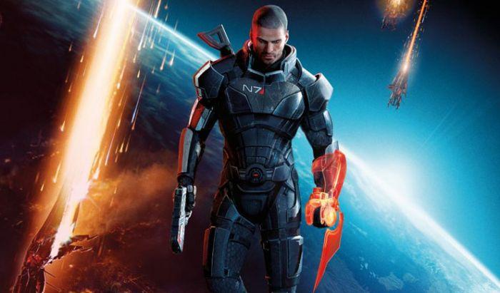 Mass Effect terkenal dengan petualangan dan konflik yang futuristik.