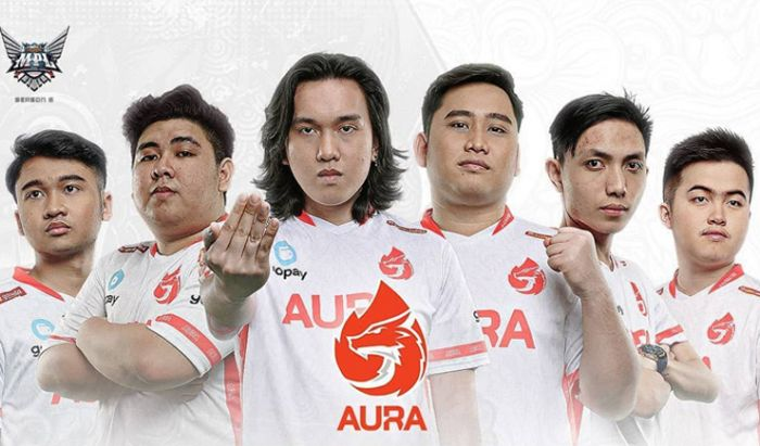 Aura Fire MPL Season 6.