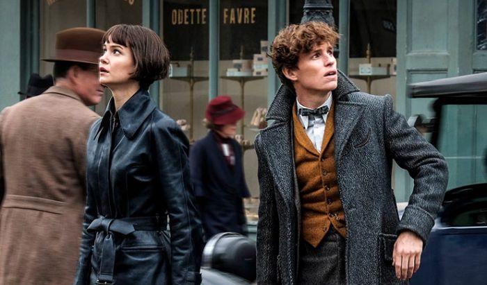 Eddie Redmayne Konfirmasi Syuting Fantastic Beasts 3 Telah Dimulai