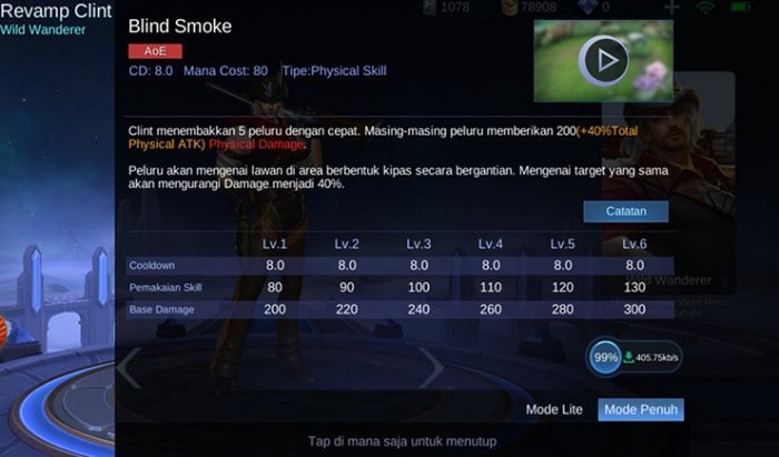 Update Hero Mobile Legends.
