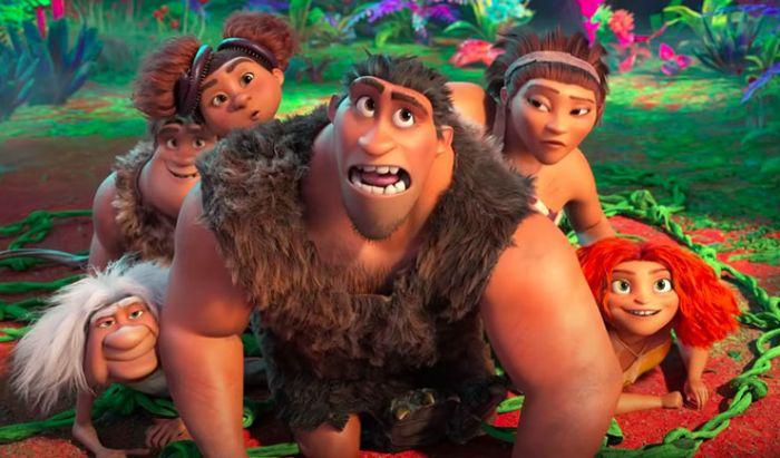 Keluarga Crood Muncul Kembali di Trailer The Croods: A New Age