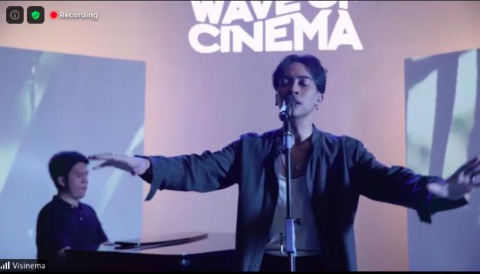 Wave of Cinema, Konser Musik Virtual dengan Konsep Bercerita di Bioskop Online.