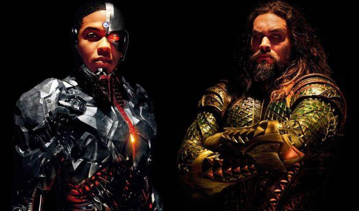 Jason Momoa Dukung Aksi Protes Pemeran Cyborg atas Masalah Justice League
