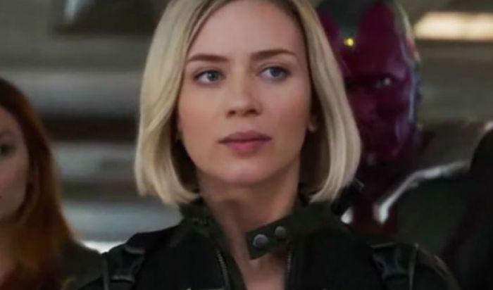 Inilah Jadinya jika Emily Blunt Berperan sebagai Black Widow