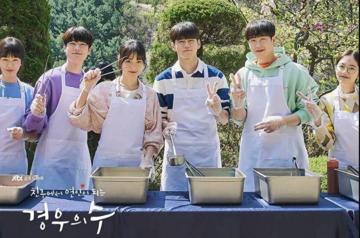 Sinopsis dan Fakta Drama Korea More Than Friends.