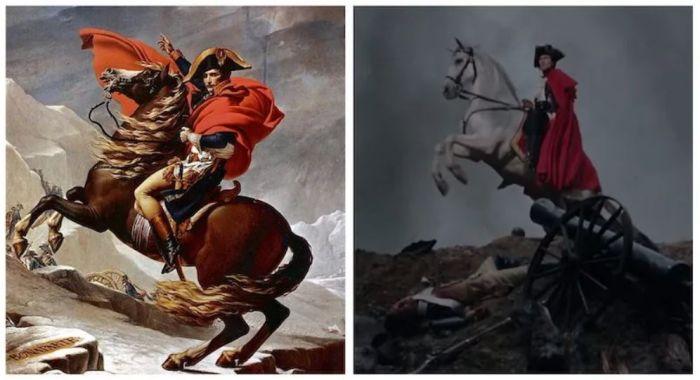 Adegan Film Hollywood yang Terinspirasi dari Lukisan