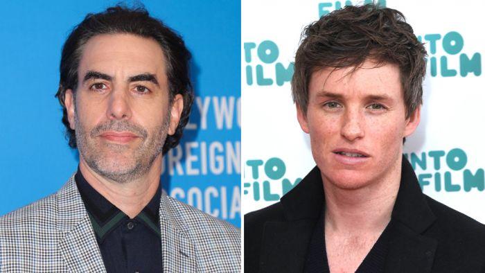 Sacha Baron Cohen dan Eddie Redmayne jadi bintang film The Trial of the Chicago 7.