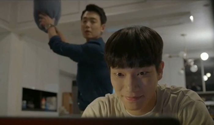 Kakak-Adik Drama Korea Enggak Akur