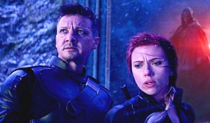 Film Black Widow Anggota Avengers