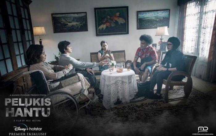 Sinopsis dan Review Film Pelukis Hantu.