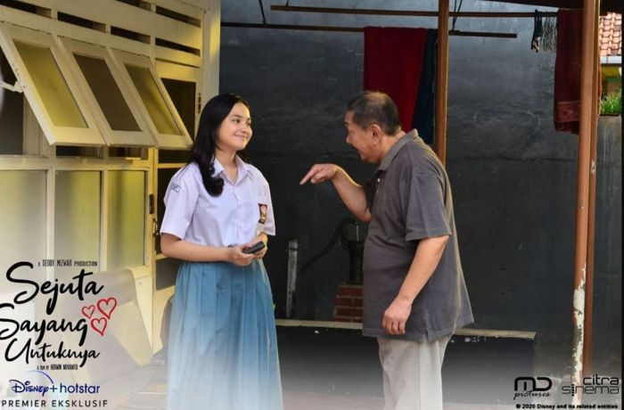 Sinopsis dan Review Film Sejuta Sayang Untuknya.