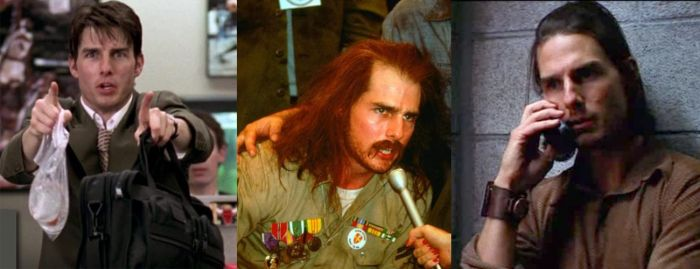 Peran-peran Tom Cruise Langganan Nominasi Oscar, tapi Belum Pernah Menang.