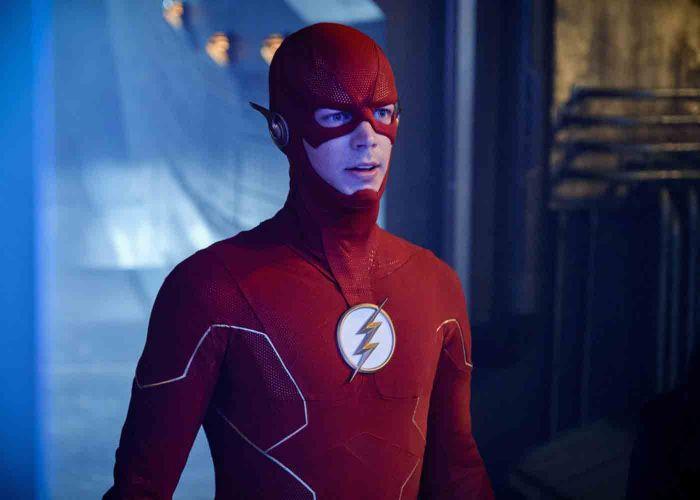 Kostum The Flash Versi Live Action yang Ikonis