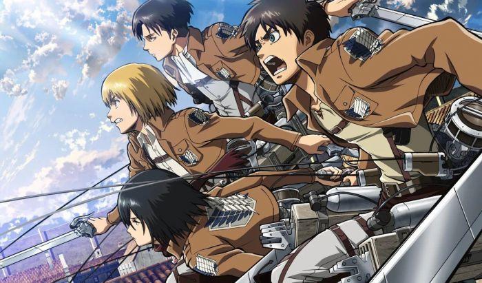 Rekomendasi Anime Militer