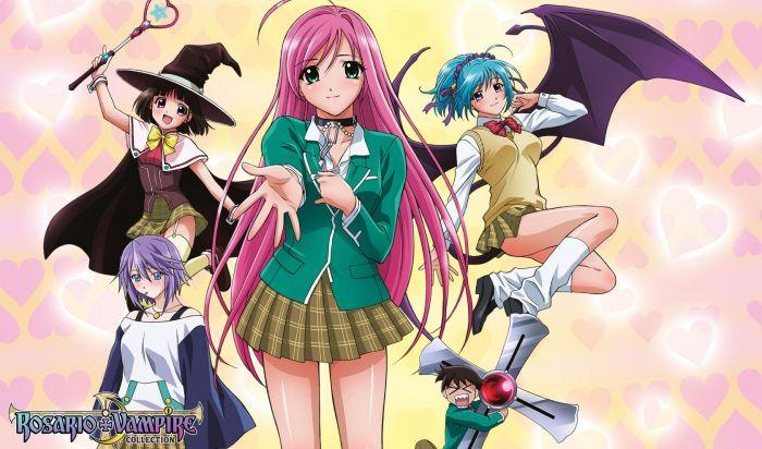 Rekomendasi Anime Ecchi Terbaik.