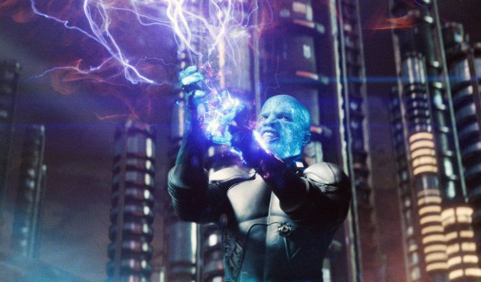 Teori Electro Jamie Foxx Film Spider-Man 3