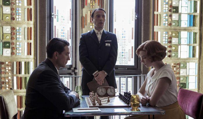 Review Serial The Queen's Gambit Netflix