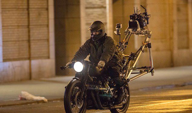Colin Farrell sebagai Penguin di Film The Batman