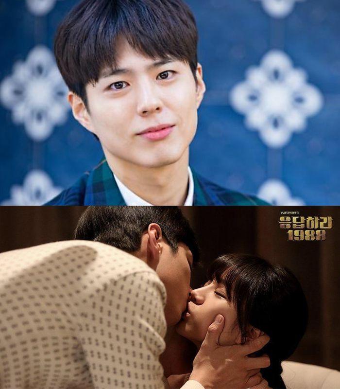 Persiapan Unik Aktor Korea sebelum Beradegan Ciuman