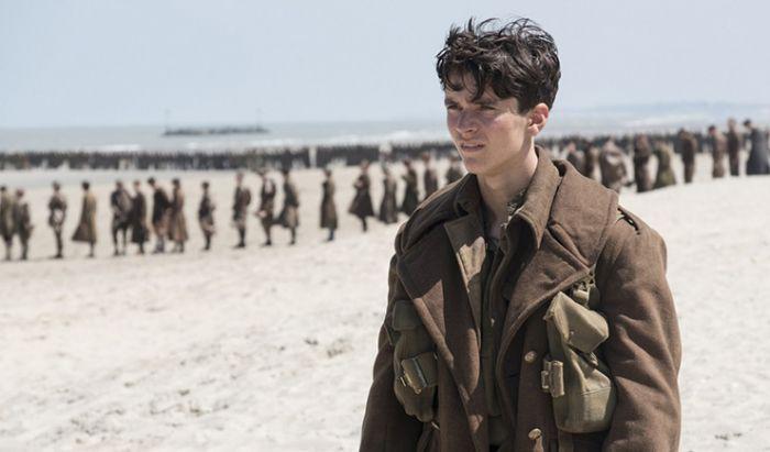 Film Hollywood Dunkirk.