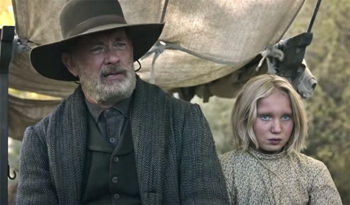 Tom Hanks Beraksi Sebagai Veteran di Film Terbarunya, News of the World