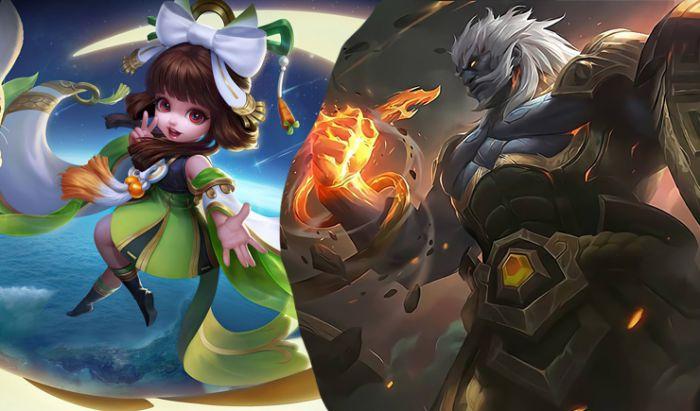 Kombinasi Hero di Mobile Legends.