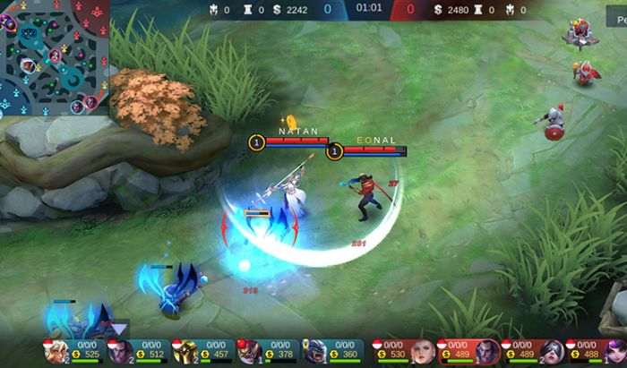 Brody Mobile Legends